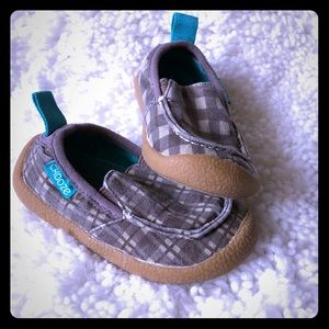 Chooze baby boy slip on shoes